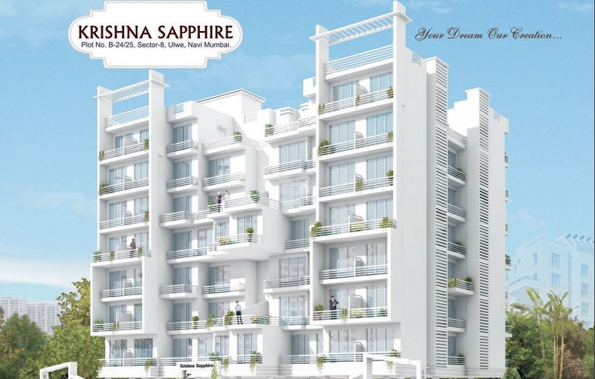 Radhe Krishna Sapphire - Project Images