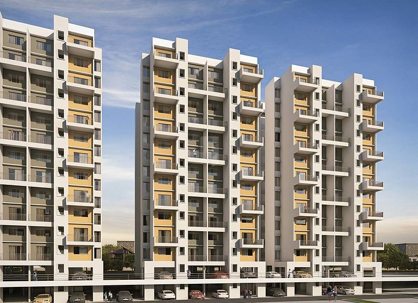 Amit Astonia Classic Phase II A5 Building - Elevation Photo