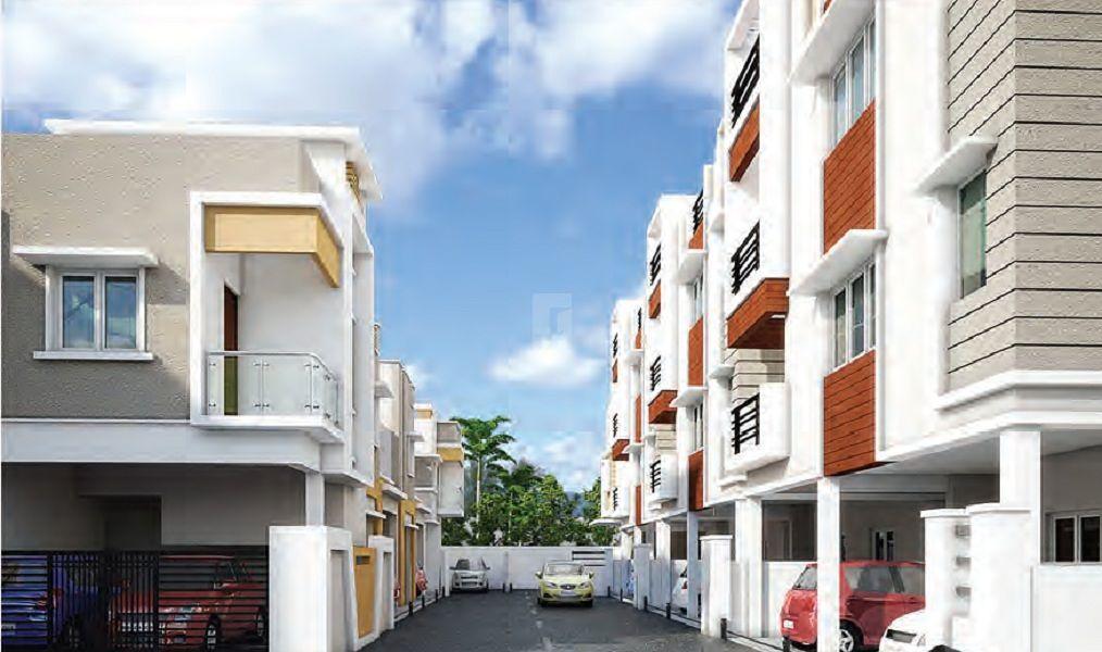 Cindrella Hasthinapuram - Project Images