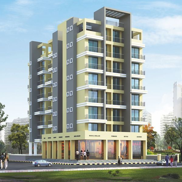 SM Kunj - Elevation Photo