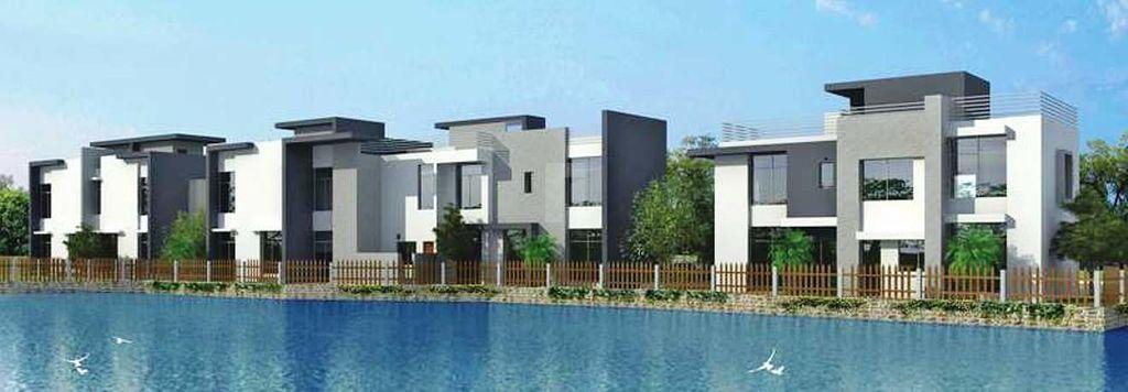 Raviraj Pratiksha villa - Elevation Photo