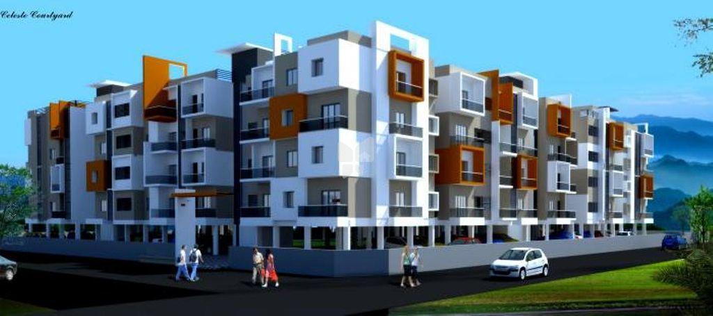 Avigna Celeste Apartment - Elevation Photo