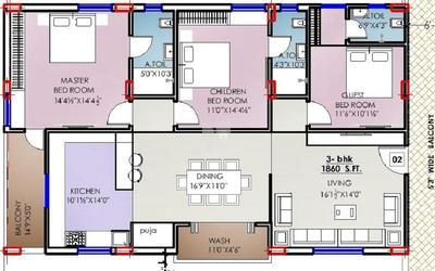 aryamitra-trillium-in-puppalaguda-floor-plan-2d-1a9x