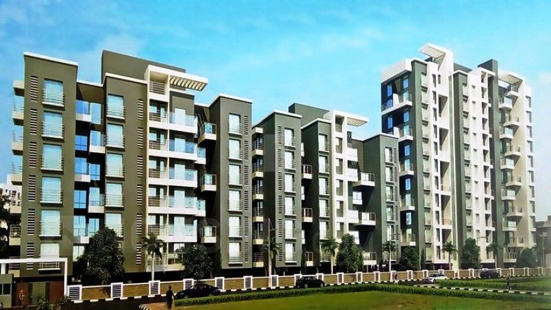 S R Anand Residency - Project Images