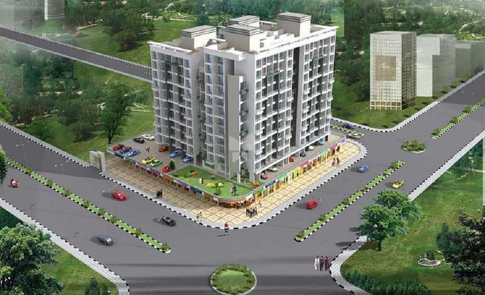 Panchnand Heights - Elevation Photo