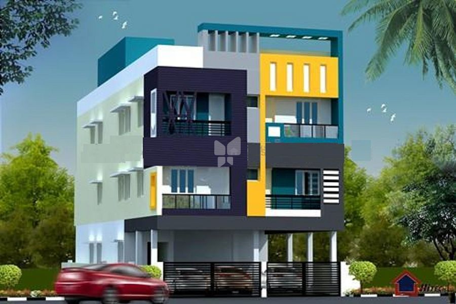 Maha Kanna Colony - Elevation Photo