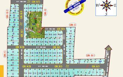kpn-sri-sai-baba-nagar-chettypunniyam-in-kanchipuram-master-plan-rl8