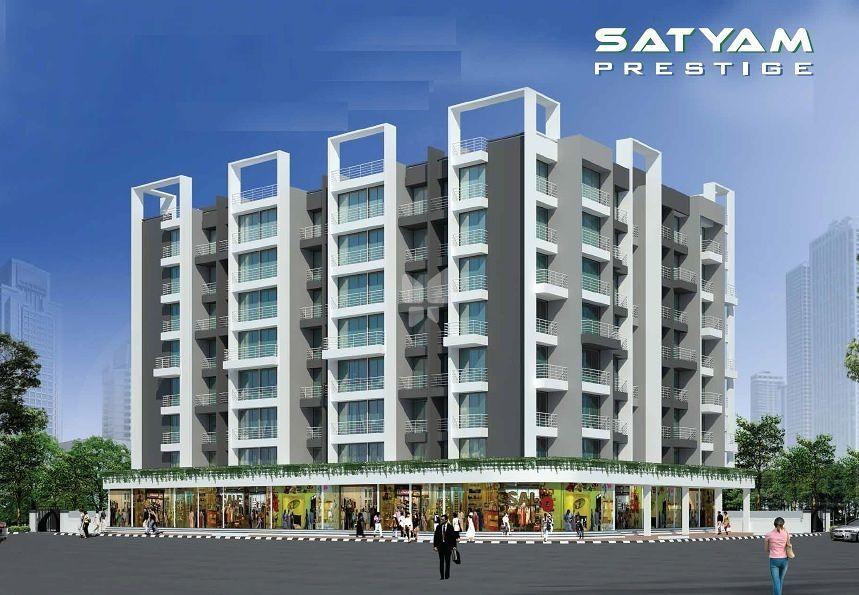 Satyam Prestige - Elevation Photo