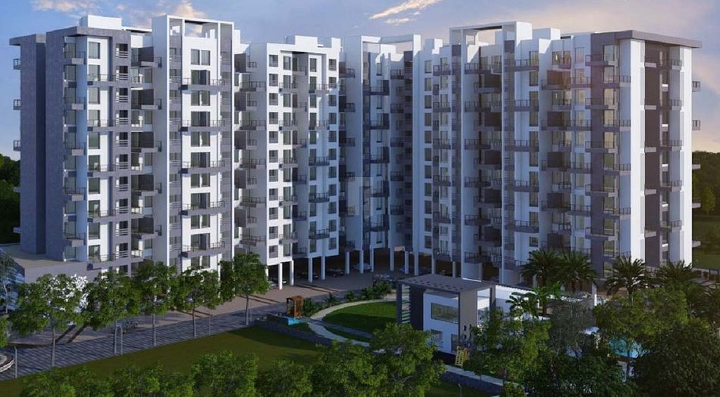 Vedant Kingston Greens - Project Images