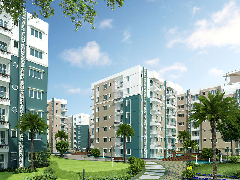 Amarprakash Palm Riveria - Project Images