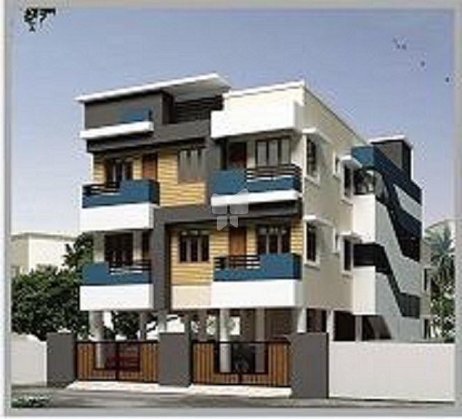 Ganthimathi Deepam Apartments - Project Images