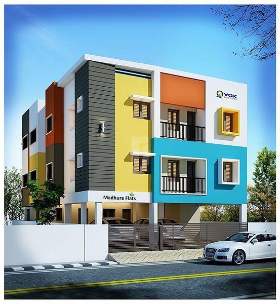 Vishnu Madhura Flats - Project Images