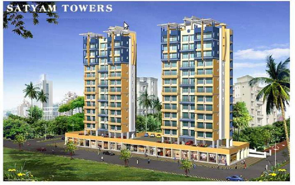 Shree Balaji Satyam Towers - Project Images