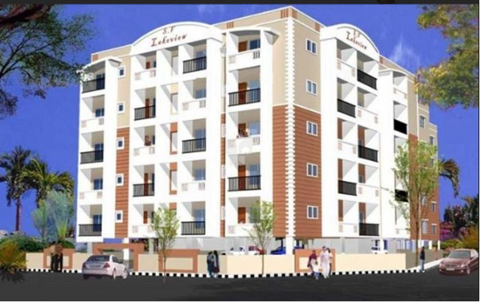 Vandana SV Lake View - Elevation Photo