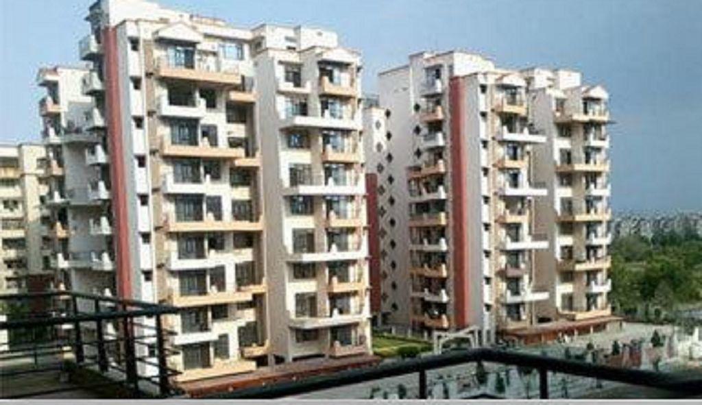 Samadhan Marvelous Residency - Elevation Photo