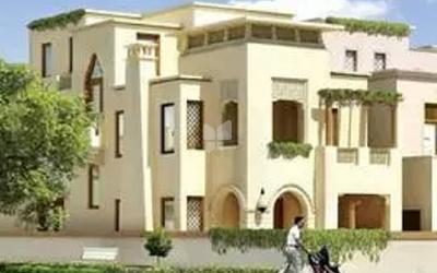 ansal-the-fernhill-garden-homes-villas-in-sector-91-elevation-photo-1jnh