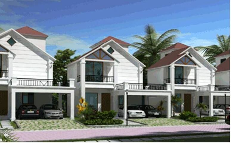 Hiranandani Cottages - Elevation Photo