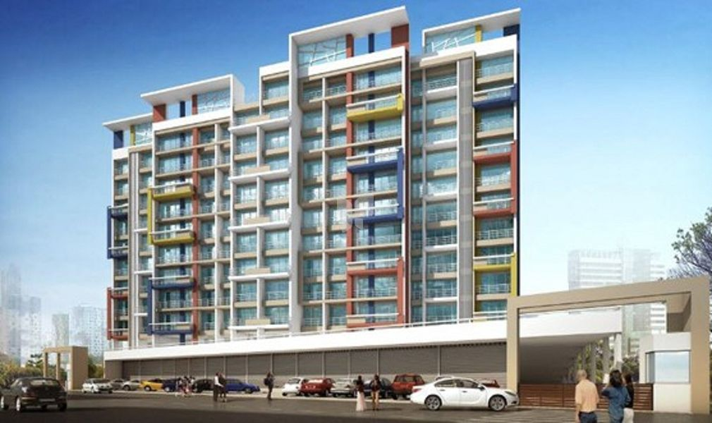 Madhavi Residency - Project Images