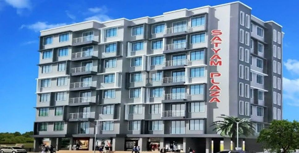 Satyam Plaza - Project Images