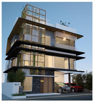 Coral Bay Villas - Project Images