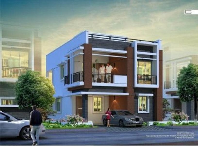 Prajay Virgin County Villas - Project Images