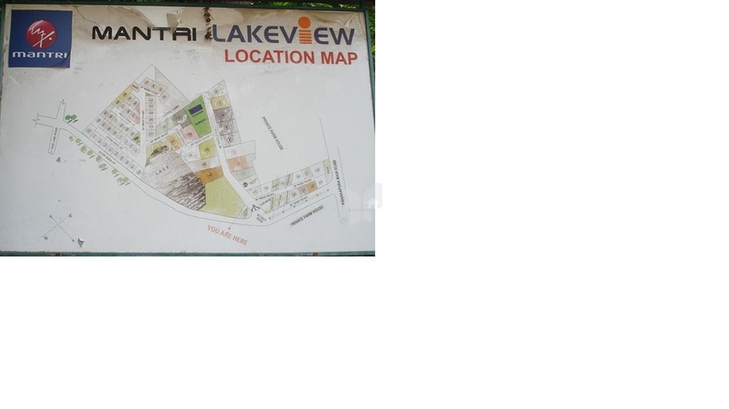 Mantri Lakeview - Master Plans