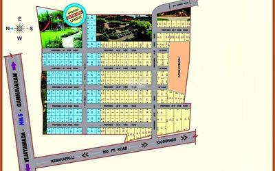 yugaandhar-nature-city-in-gannavaram-master-plan-n5b