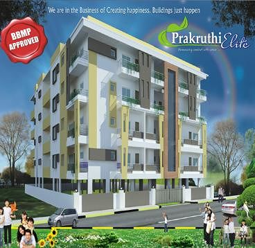 Prakruthi Elite - Elevation Photo