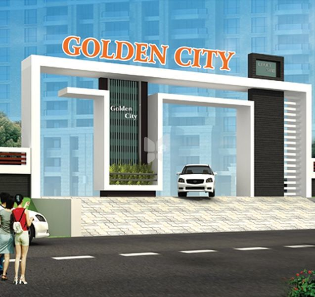 Sai Satya Golden city - Elevation Photo
