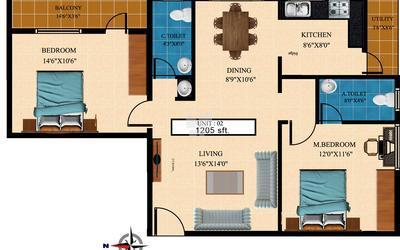 balaji-krupa-in-hebbal-floor-plan-2d-1asn