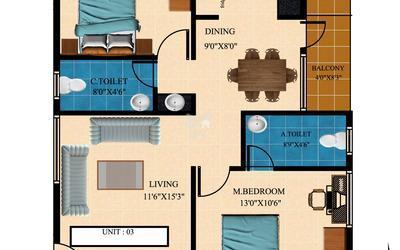 balaji-krupa-in-hebbal-floor-plan-2d-1asp