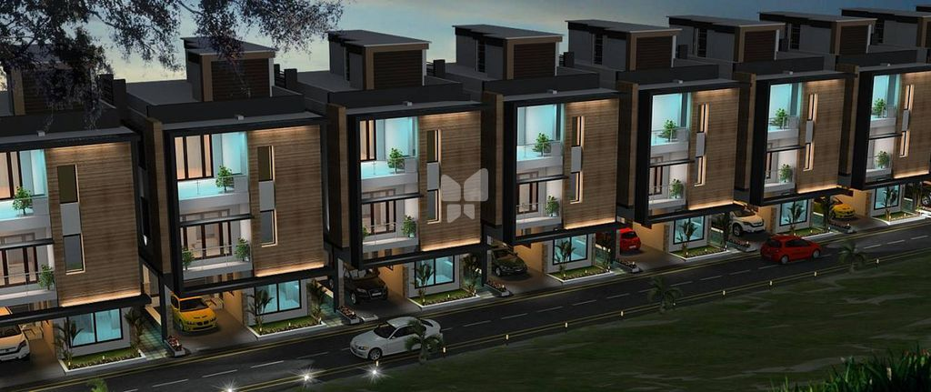 Abhimanyu Homes - Elevation Photo