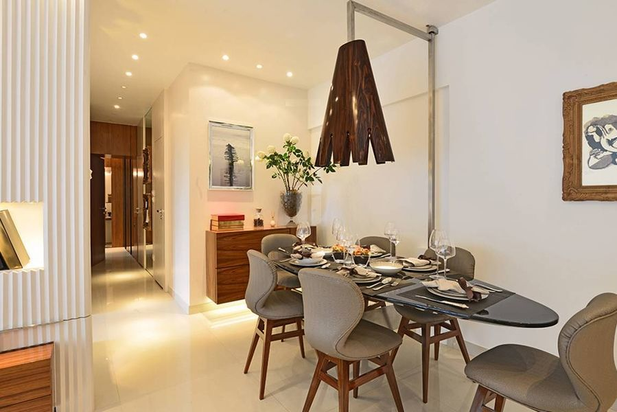 3 Bhk Apartments In Rustomjee Azziano Majiwada Thane By