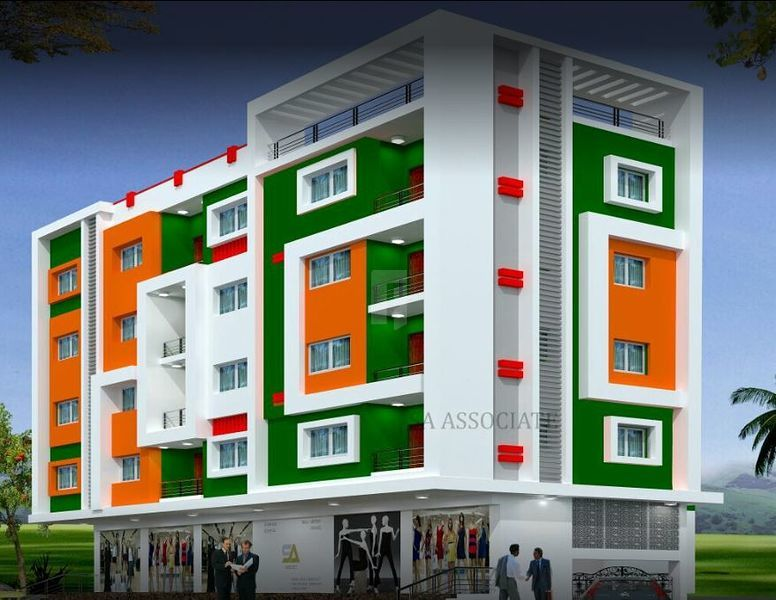Swagath Kohinoor Residency - Project Images