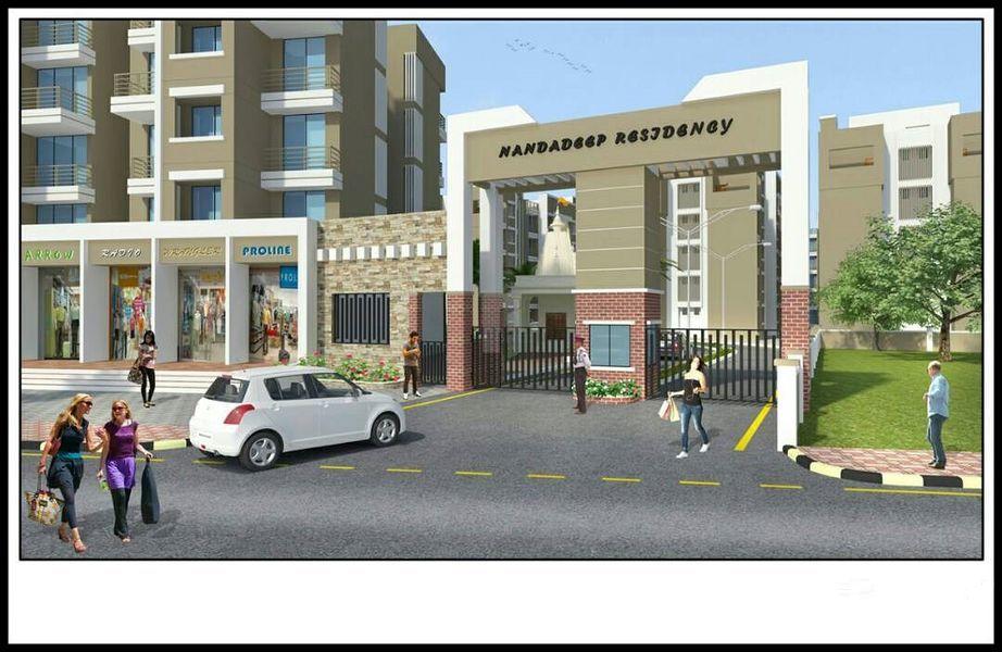 Nandadeep Residency - Project Images