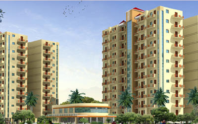devika-skypers-in-raj-nagar-extension-elevation-photo-1q1c