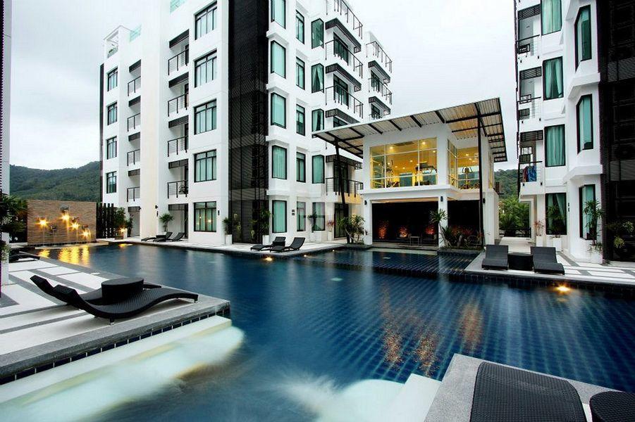 Kamala Apartments - Project Images