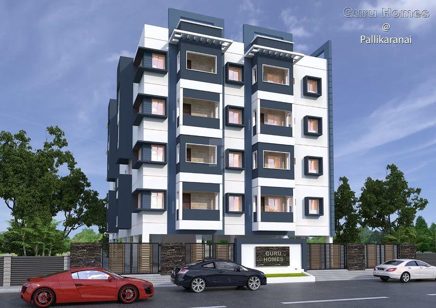 Guru Sri Lakshmi Kuberar Apartments - Project Images