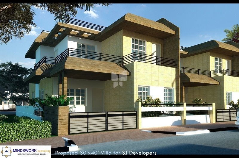 SJ Green Shelters - Elevation Photo