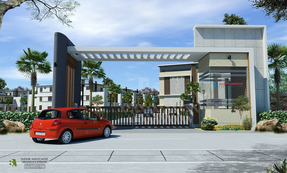 Shanta Sriram Brook Woods - Project Images