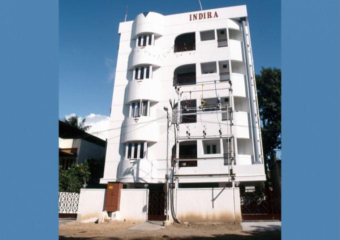 Arun Excello Indira - Elevation Photo