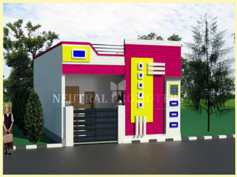 Neutral Reacher Villa 2 - Elevation Photo