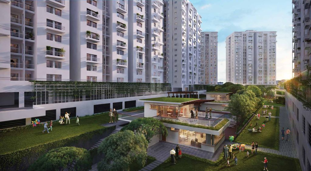 Godrej Shades Of Green - Project Images
