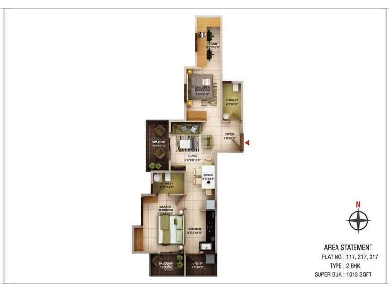 Apartments For Sale In Electronic City Bangalore