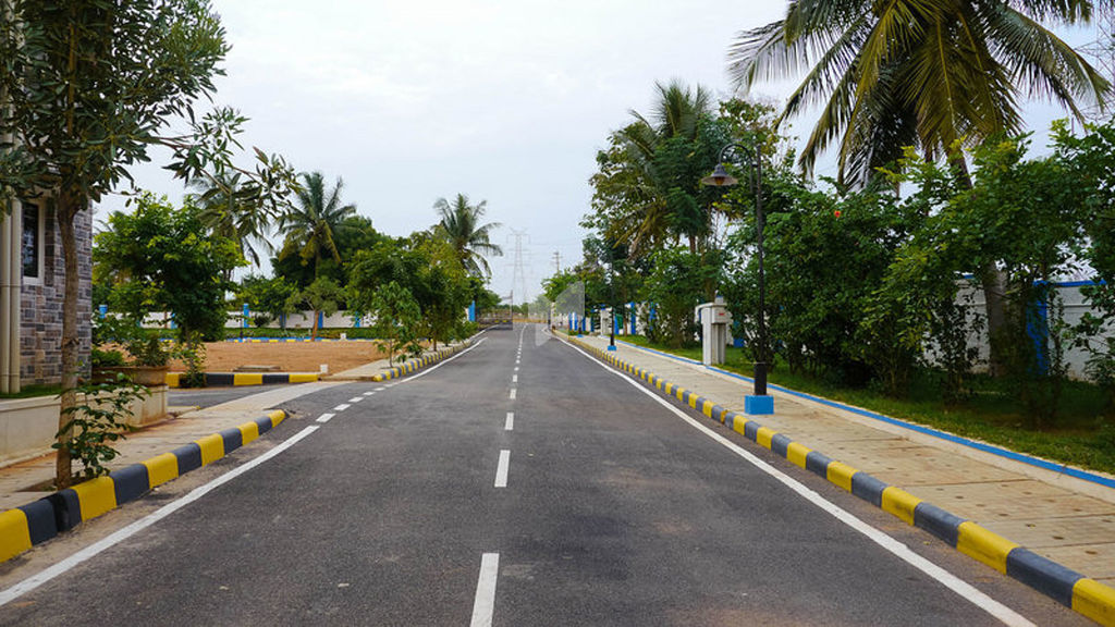 Surya Paradise Phase I - Elevation Photo