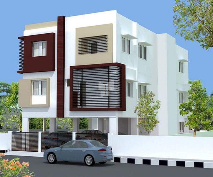 KK Shanti Apartment - Elevation Photo