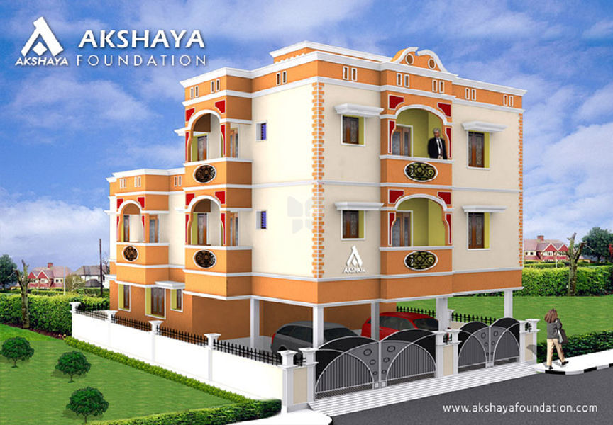 Akshaya Empire Flats - Project Images