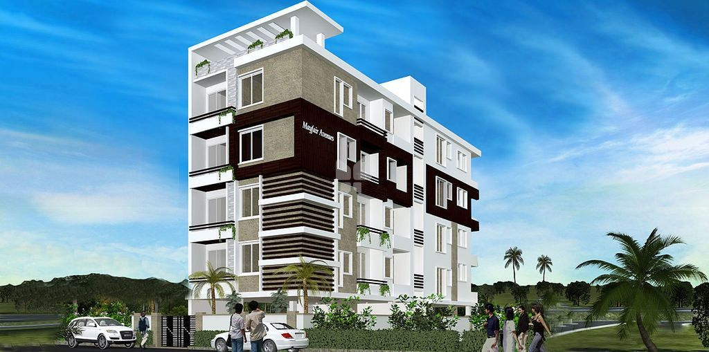 Ashvanth Mayfair Avenues - Elevation Photo