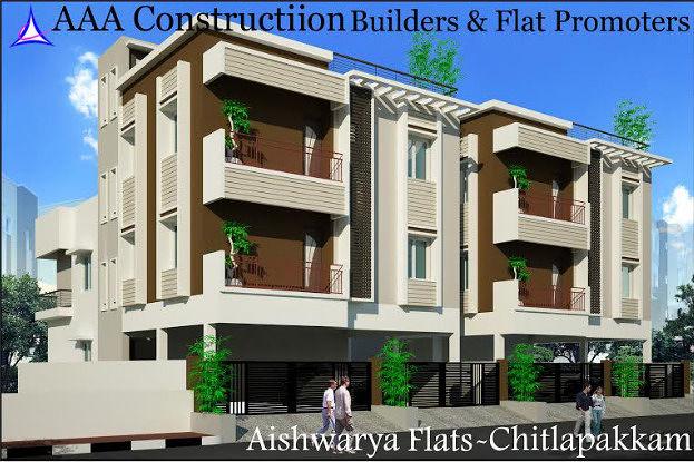 Aishwarya Flats - Project Images