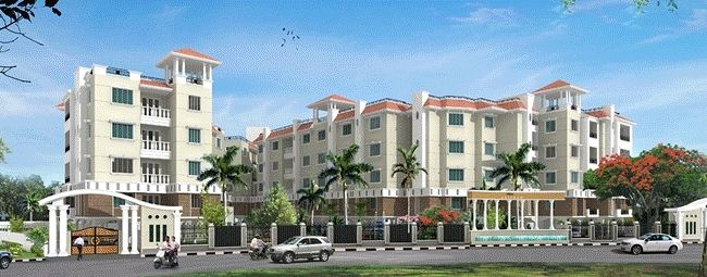 Vasavi Housing Anicham - Elevation Photo